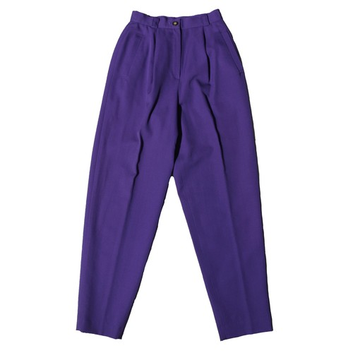 Purple Slacks