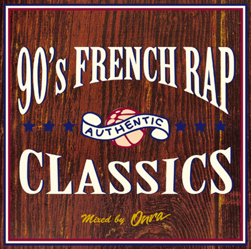 【残りわずか/CD】Onra - 90's French Rap Classics