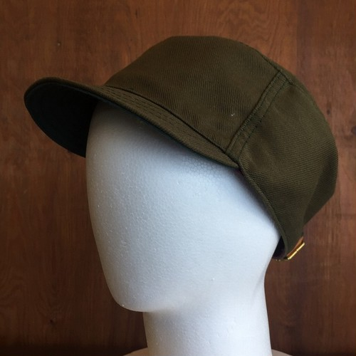 "BUSH headgear "" work cap "" olive / size S"