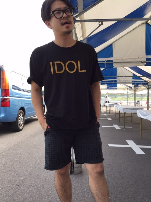 IDOLUNK色T