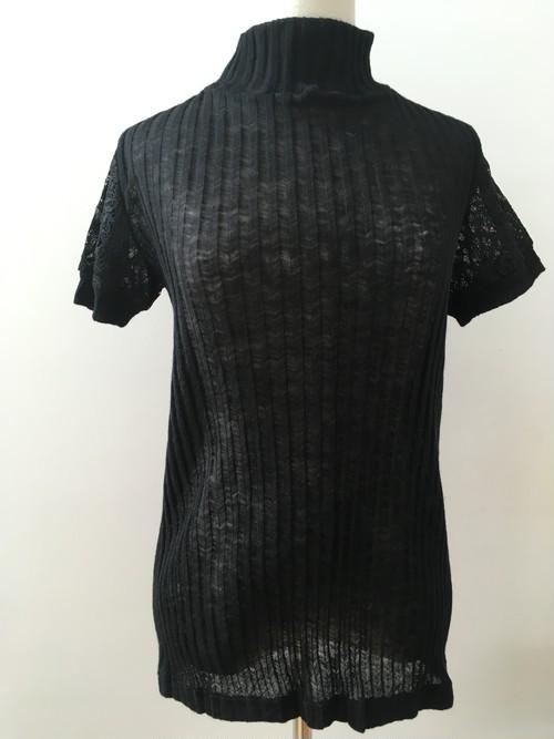 【さえら】ハイネックセーター