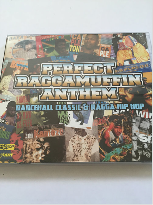En-Joint Crew - Perfect Ragamuffin Anthem【 CD】