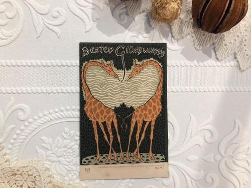 【GPA-006】vintage card /display goods