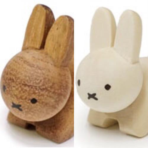 【再入荷!】ブルーナ 木製箸置き