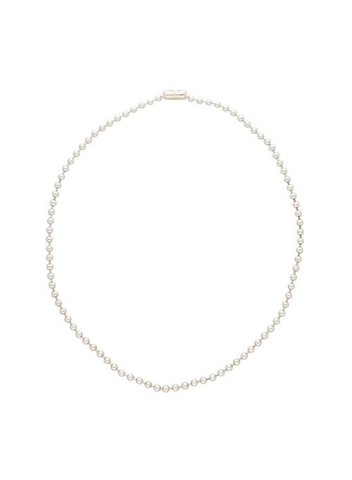 ball chain necklace. -S- regular