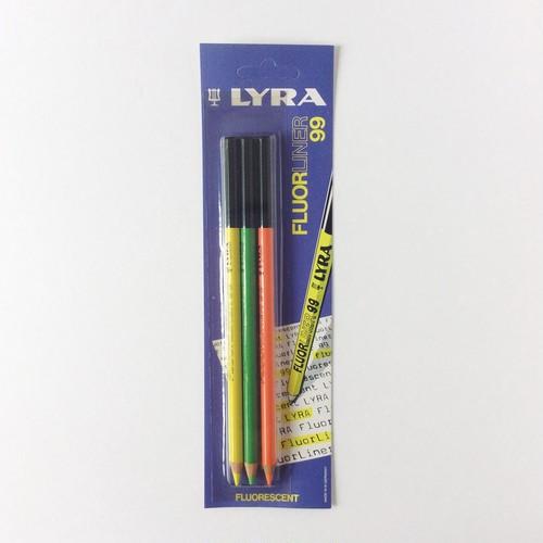 LYRA FLUOR LINER [デッドストック]