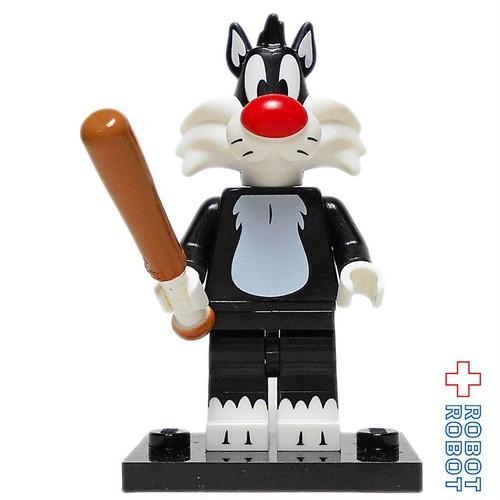 レゴ LEGO ミニフィグ ルーニーチューンズ シルベスター