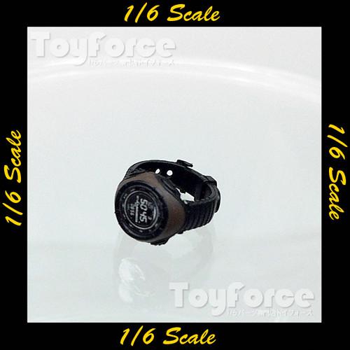 【04965】 1/6 腕時計