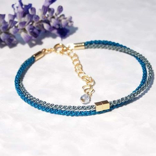bracelet ◍tenowa(blue2)