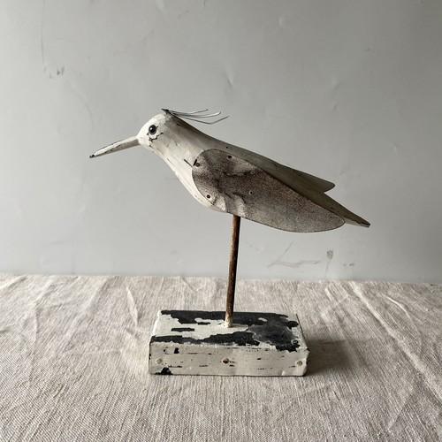 ベルギーから来た鳥の置物 鳥の置物