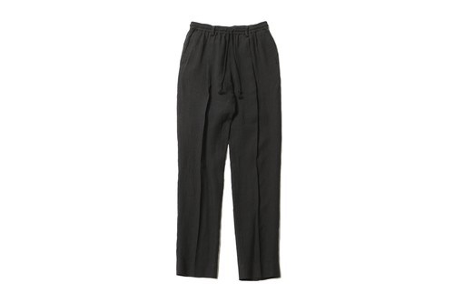 jiNBEi BLACK ONLy PANTS(BLACK) / SUNDINISTA EXPERIENCE