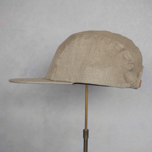 Nine Tailor Stock Cap Linen