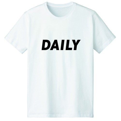 DAILY Tシャツ