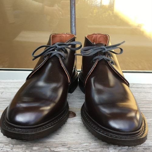 "RED  WING ""キャバリーチャッカ No.9095"""