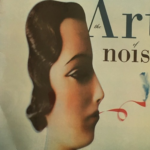 【LP・米盤】The Art Of Noise  / In・No・Sense? Nonsense!