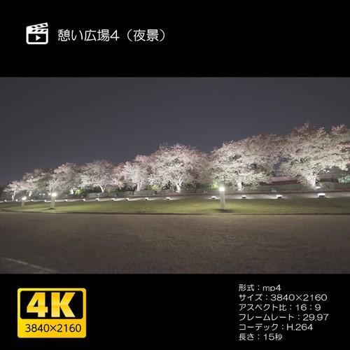 憩い広場4(夜景)