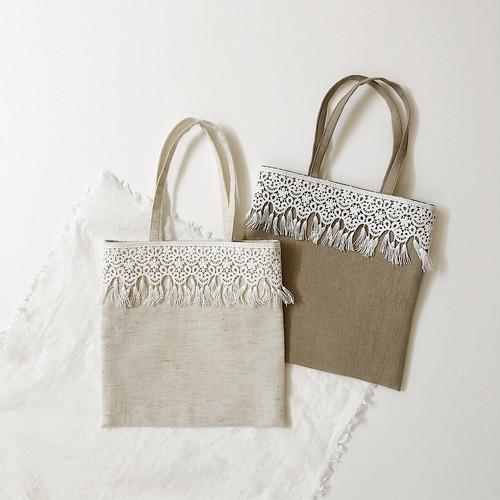 fringe bag / mini