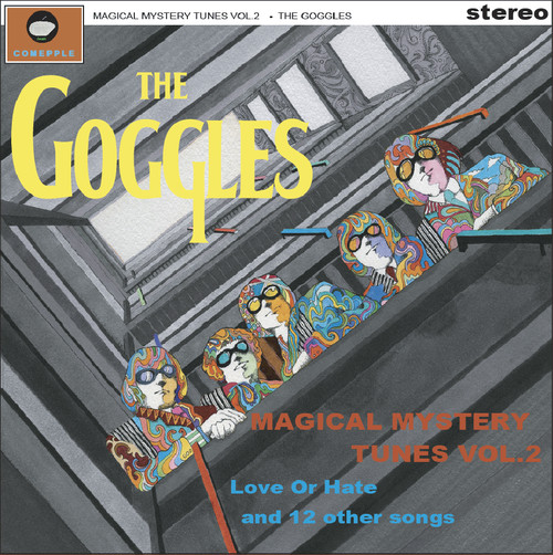 MAGICAL MYSTERY TUNES VOL.2 [CD]