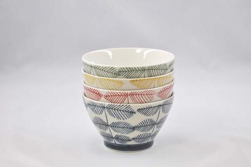 木の葉 茶碗  各色