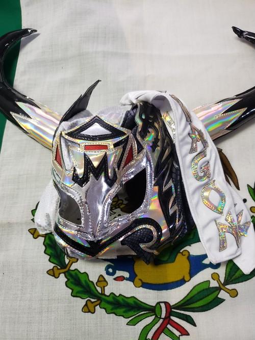 メキシコ製スーパーハイグレードマスク ドラゴンリーバージョン