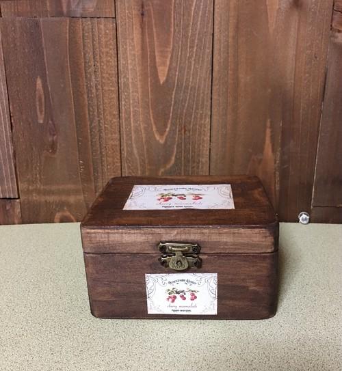 小箱*ジャムシール チェリー