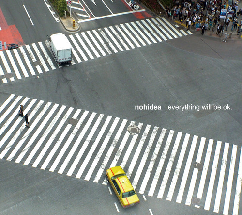 nohidea「everything will be ok.」完全限定プレス盤