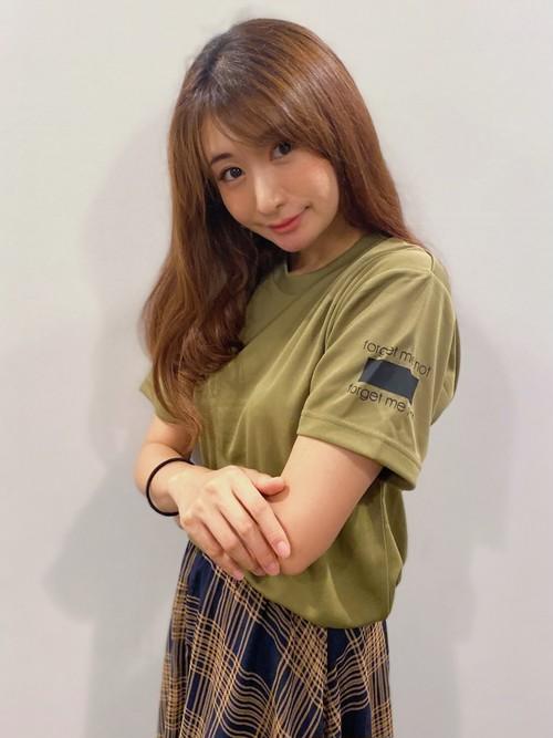 夏季限定Tシャツ(カーキ)