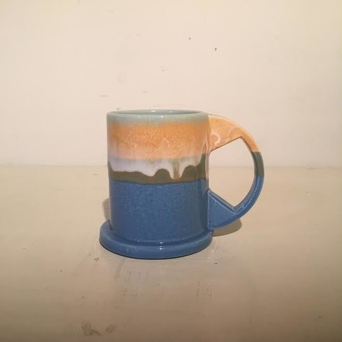 Echo Park Pottery / Large Mug B