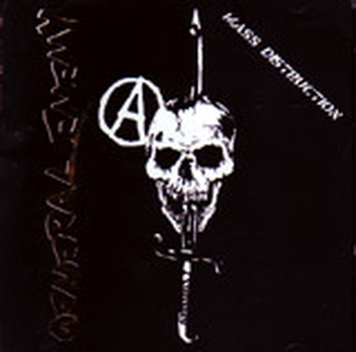 GENERAL ENEMY - Mass Destruction CD