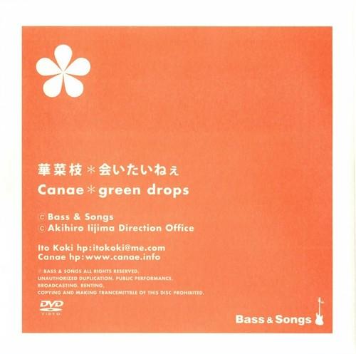 DVD「会いたいねぇ」華菜枝