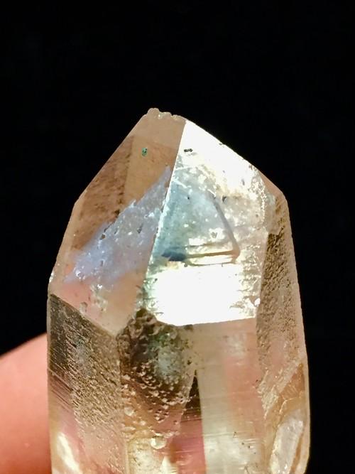 6) 高千穂岩戸水晶(美品)