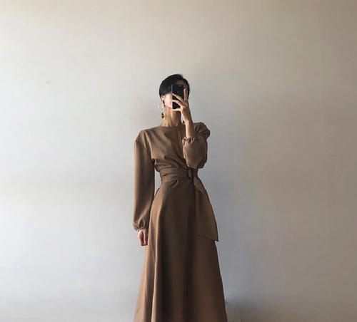 Vintage flare dress ヴィンテージ フレア ワンピース