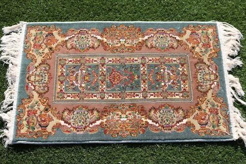 イラン産ペルシャ絨毯 ④