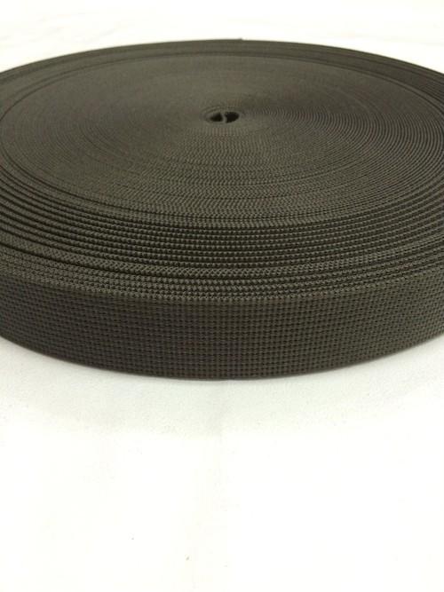 ナイロンテープ  12本トジ織  30mm幅  1.5mm厚  カラー(黒以外)  1反(50m)