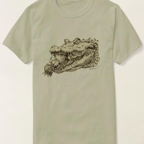 iron alligator-T