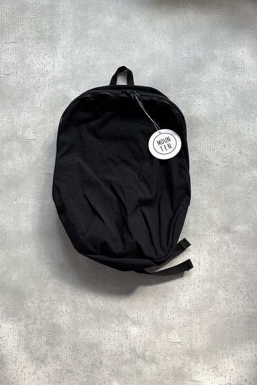MOUNTEN. backpack black