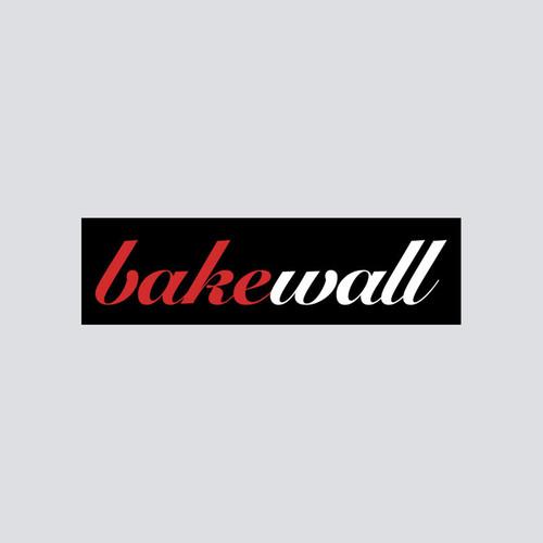 BAKEWALL BOX STICKER