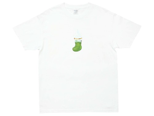 WHIMSY(ウィムジー) / MELON SODA TEE -WHITE-