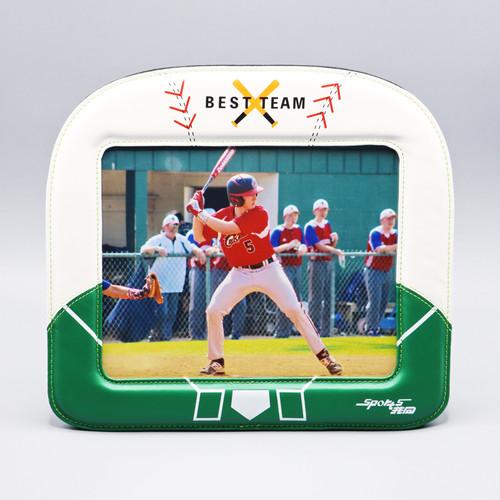 野球フォトフレーム BESTスタンド