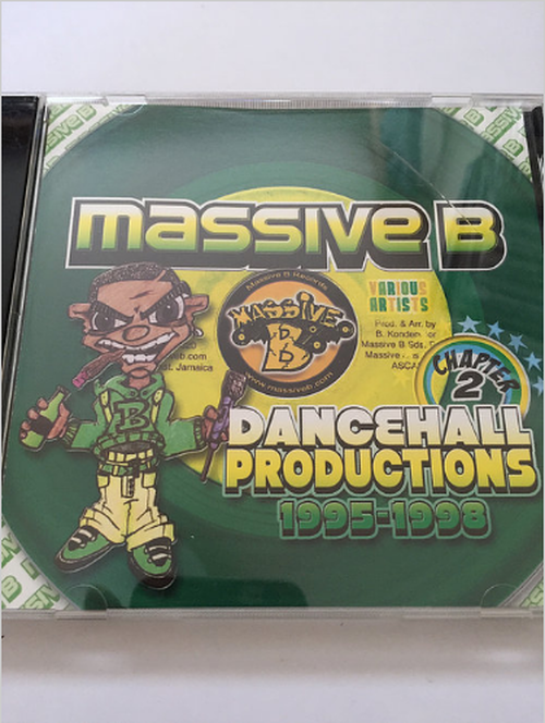 Various Artists - Chapter 2: Massive B Dancehall Productions 1995-1998 【 CD】
