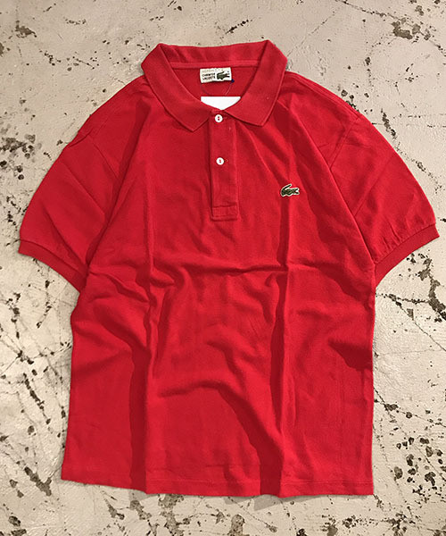 French LACOSTE POLO (UT-838)