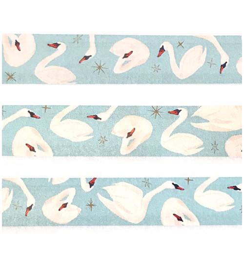 マスキングテープ 白鳥の冬