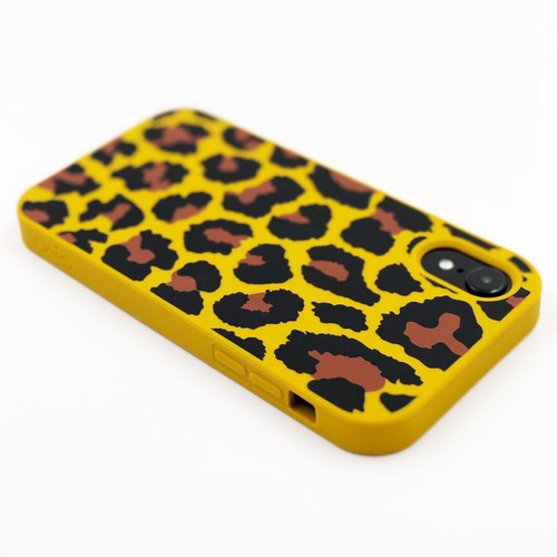 "SIMPLE CASE ""LEOPARD"" for iPhoneXR"