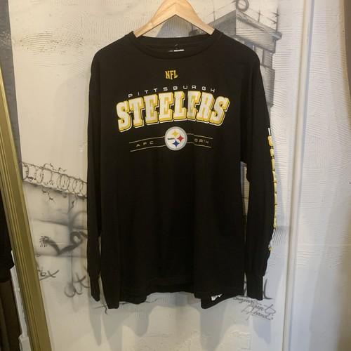 NFL print long sleeve T-shirt