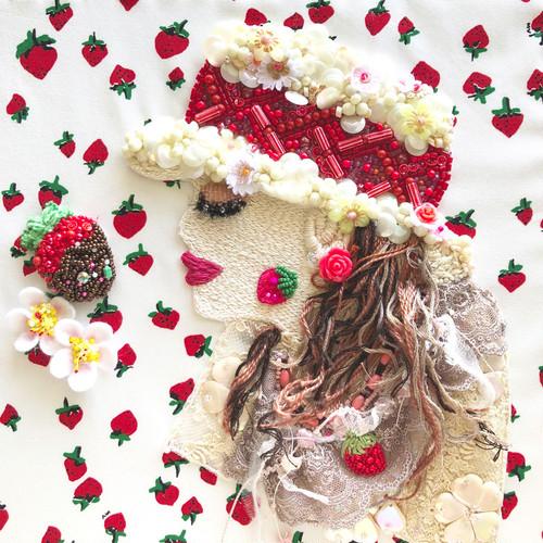 J'aime beaucoup des fraises. 〜 苺が好き 〜