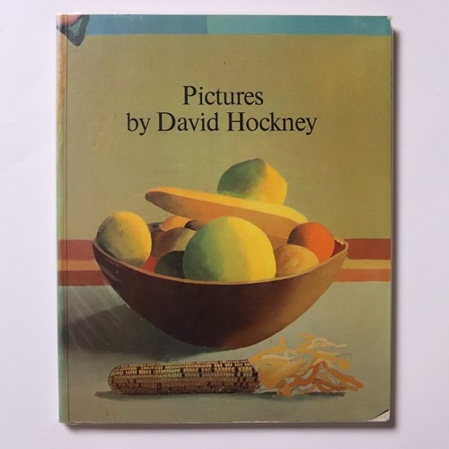 Pictures by David Hockney / デイヴィッド・ホックニー ニコス・スタンゴス