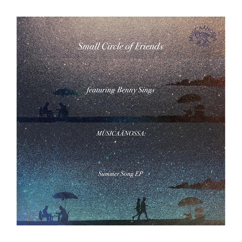 Small Circle of Friends ft. Benny Sings Summer Song EP 7 Vinyl
