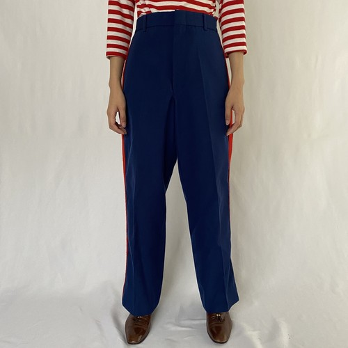 side line marching pants (V4859A)