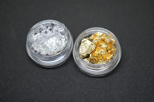 金・銀箔セット
