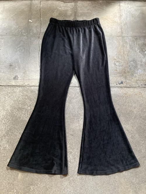Velor Flare Pants / USA